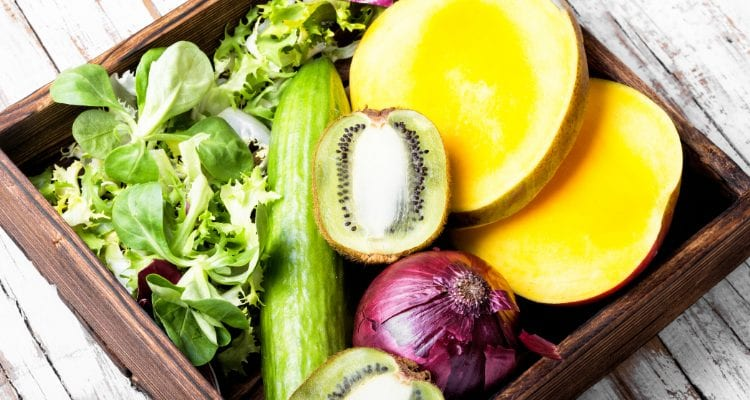Regularly Eating Fruits And Veggies For Good Health