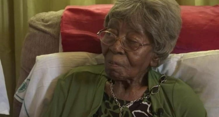 Hester Ford is one of the oldest living people