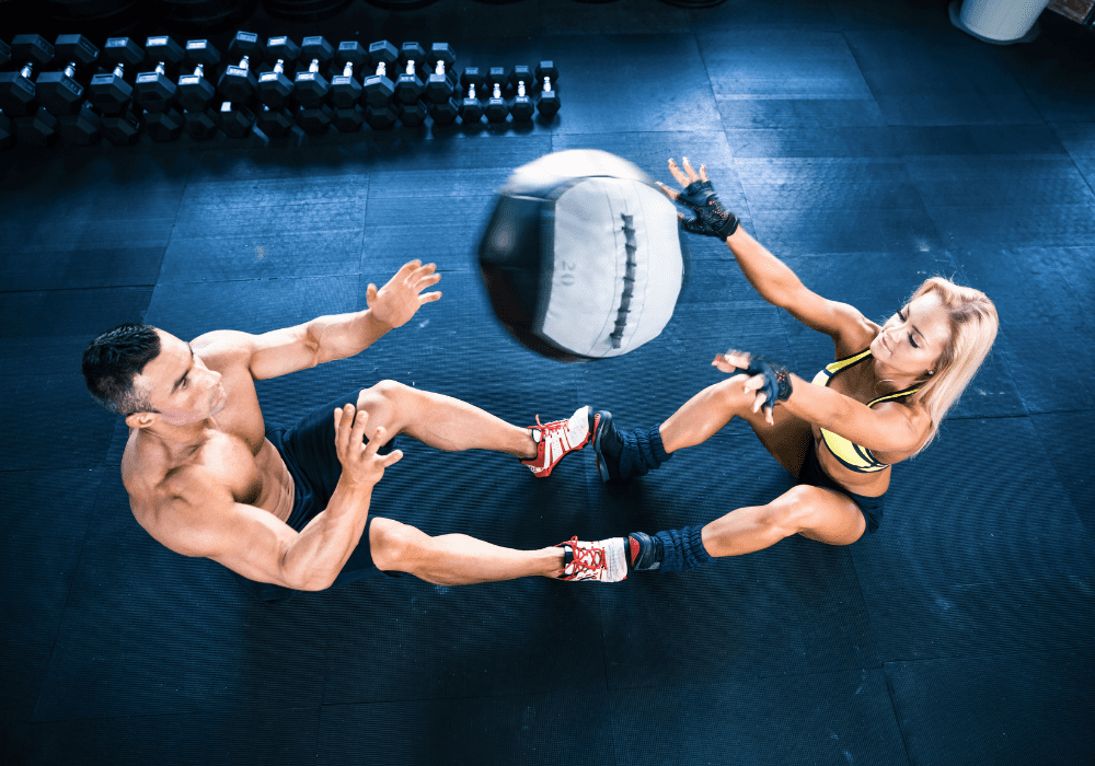 The Top Ten Most Effective Muscle Building Workouts