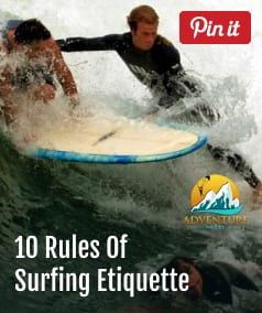10 rules of surfing etiquette