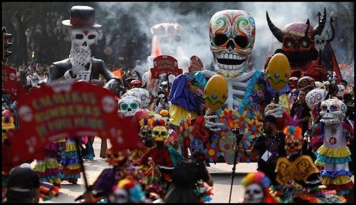 Day of the Dead Fall Adventure