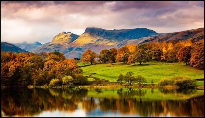 England Lake District National Park Fall Adventure