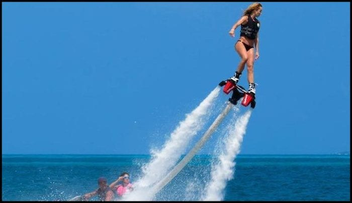 Flyboard Mexico Summer Adventure
