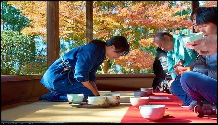 Japanese Tea Ceremony Summer Adventure
