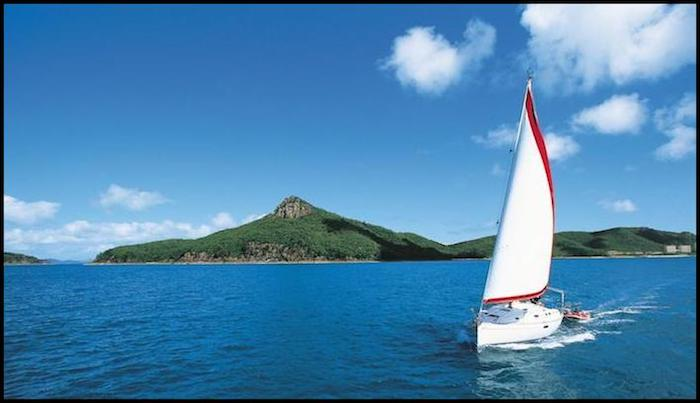 Sail Whitsunday Islands Summer Adventure