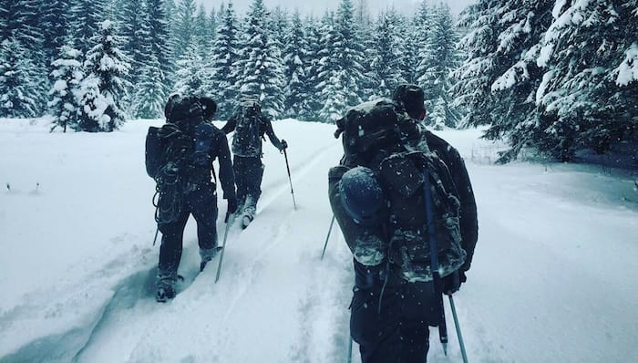 Cold Weather Ultralight Backpacking