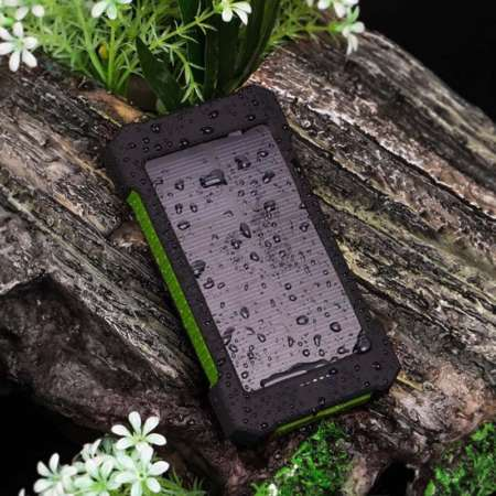 Waterproof Solar Battery Charger
