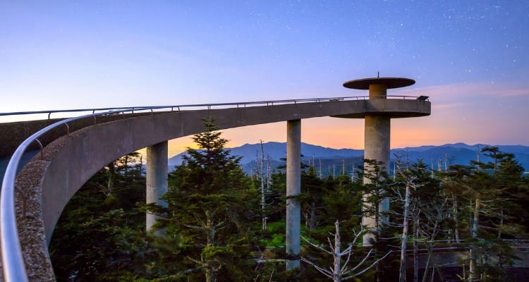 Clingmans Dome, GSMNP, Tennessee