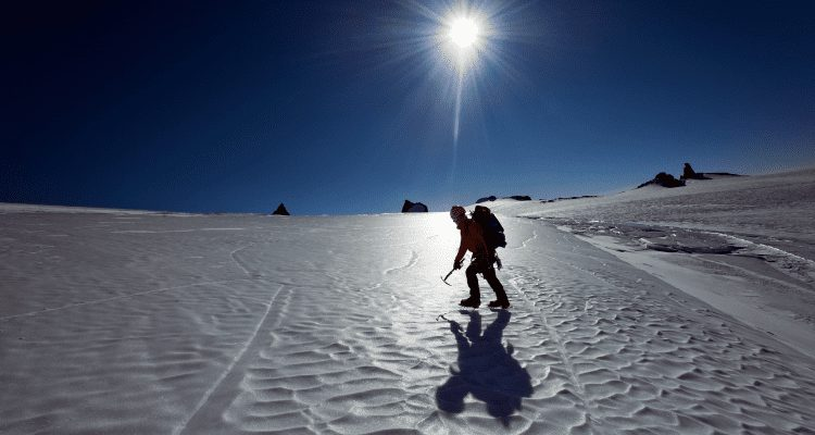Walk To The North And South Poles