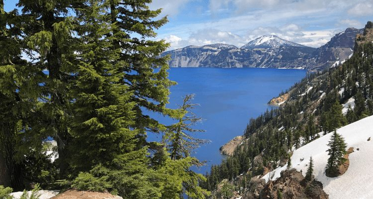 About Crater Lake National Park